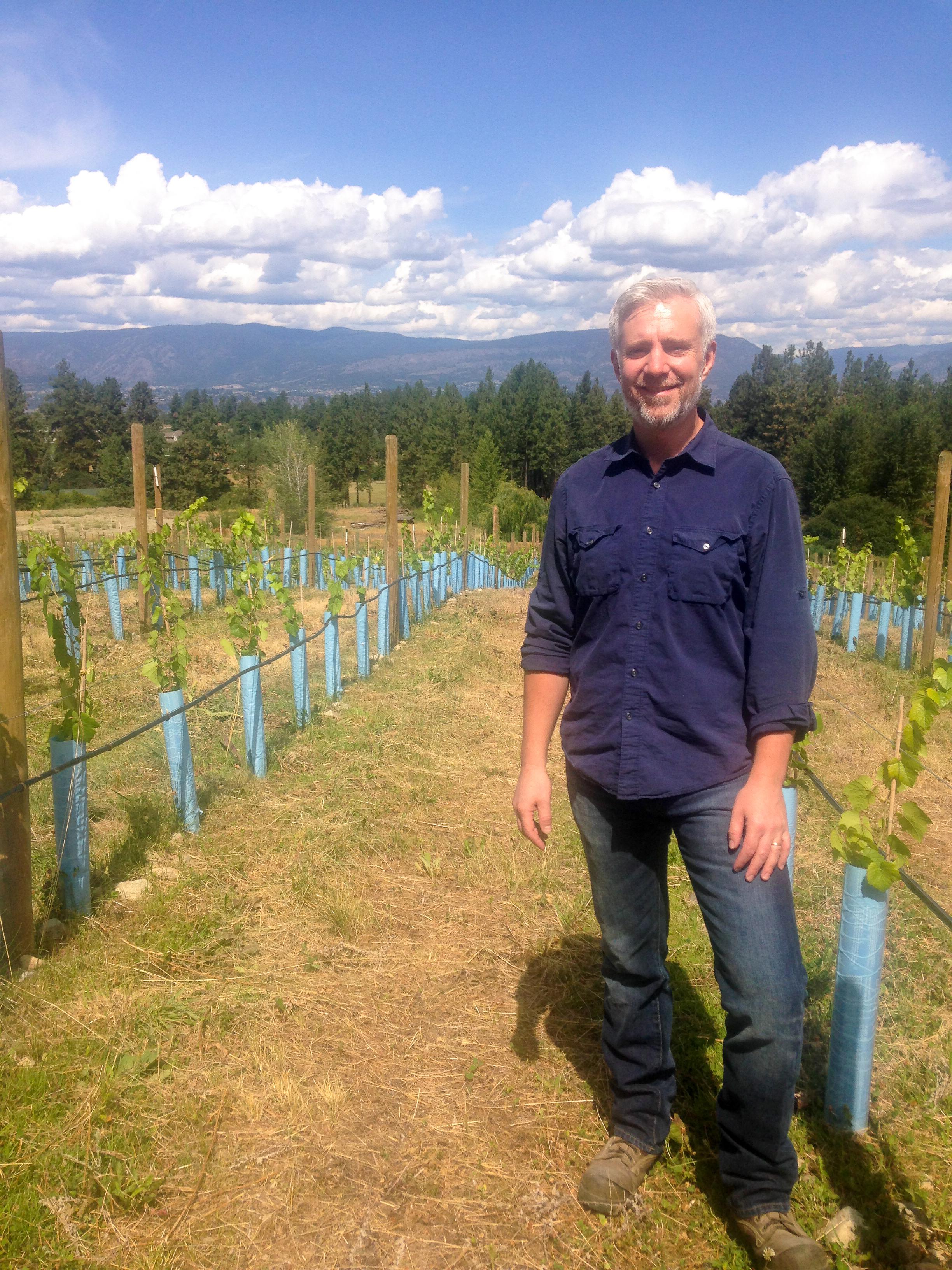 Rob Westbury, Nagging Doubt Winery