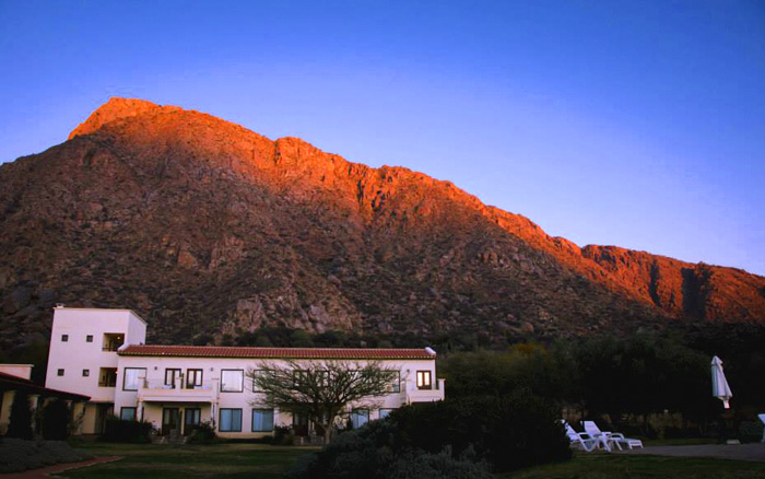 Viñas de Cafayate Wine Resort. Salta, Argentina. Photo courtesy Cafayate Wine Resort.